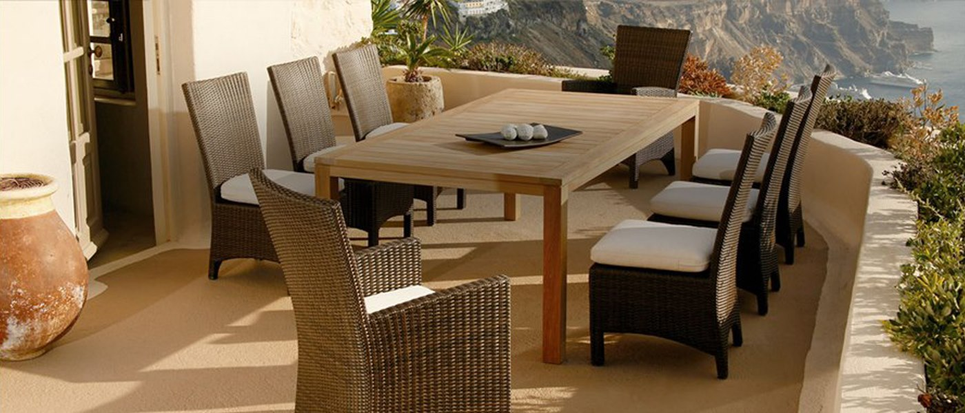 Barlow Tyrie Garden Furniture World Of Teak