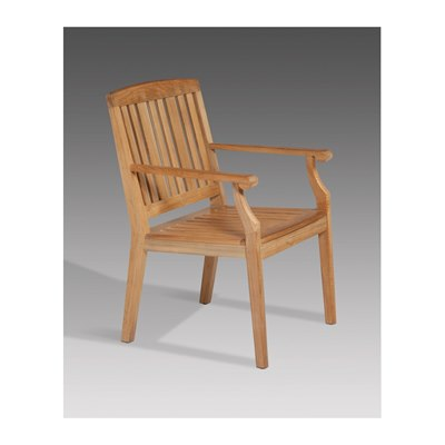 Barlow Tyrie Chesapeake Dining Carver Chair