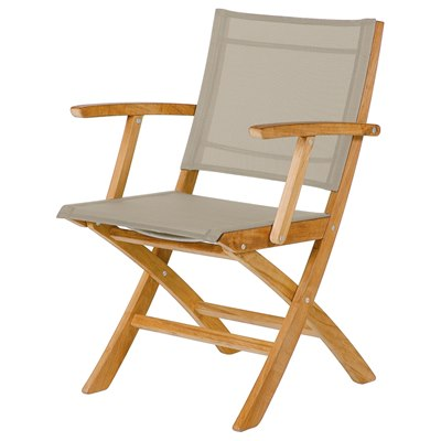 Barlow Tyrie Horizon Dining Carver Chair