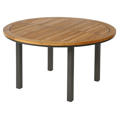 Barlow Tyrie Aura Dining Table 140