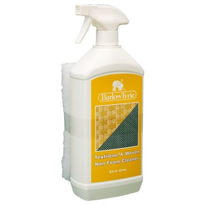 Barlow Tyrie Textilene and Woven Non-Foam Cleaner (1 litre)