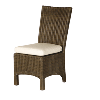 Barlow Tyrie Savannah Dining Side Chair Cushion - V77 Waterproof Fabric
