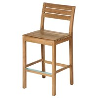 1BEH Barlow Tyrie Bermuda High Dining Chair
