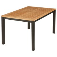 2AU15 Barlow Tyrie Aura Dining Table 150