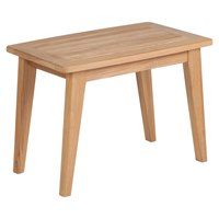 2CPLT Chesapeake Teak Side Table 60cm Rectangular
