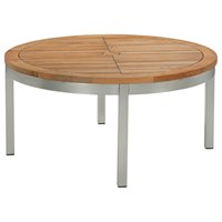 2EQCC10T Barlow Tyrie Equinox Conversation Table 100