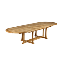 2STX32 Barlow Tyrie Stirling Extending Dining Table 320