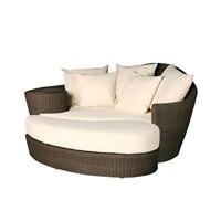 602750S Barlow Tyrie Dune Daybed & Ottoman