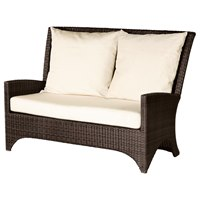 603352V Barlow Tyrie Savannah Two-Seater Settee