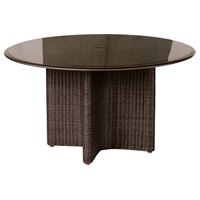 603522 Barlow Tyrie Savannah Dining Table 120