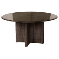 603524 Barlow Tyrie Savannah Dining Table 150
