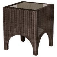 603670 Barlow Tyrie Savannah Side Table 40