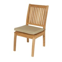 800005 Barlow Tyrie Dining Chair Cushion Large