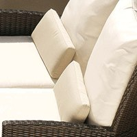 800007V Barlow Tyrie Lumbar Cushion - V77 Waterproof Fabric