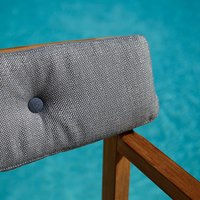800013S Atom Chair Back Cushion