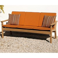 800097S Barlow Tyrie Monterey Settee Deep Seating Cushion